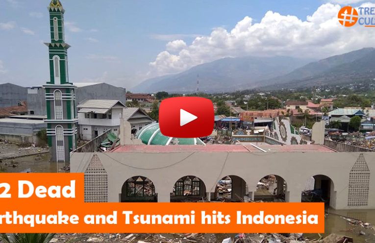 Indonesia Earthquake Tsuname 2018