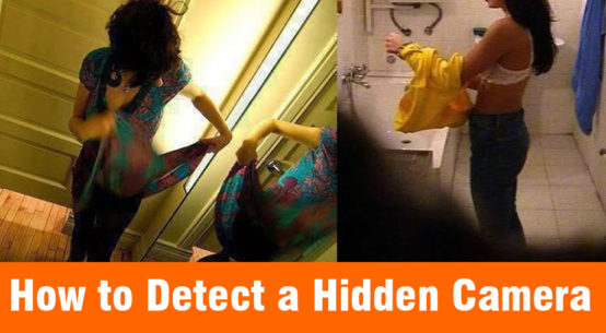 How to find a hidden camera