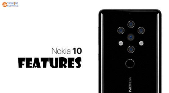 Nokia 10 Features