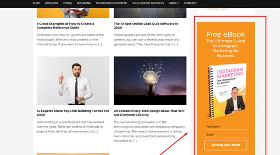Blog Sidebar Advertisement