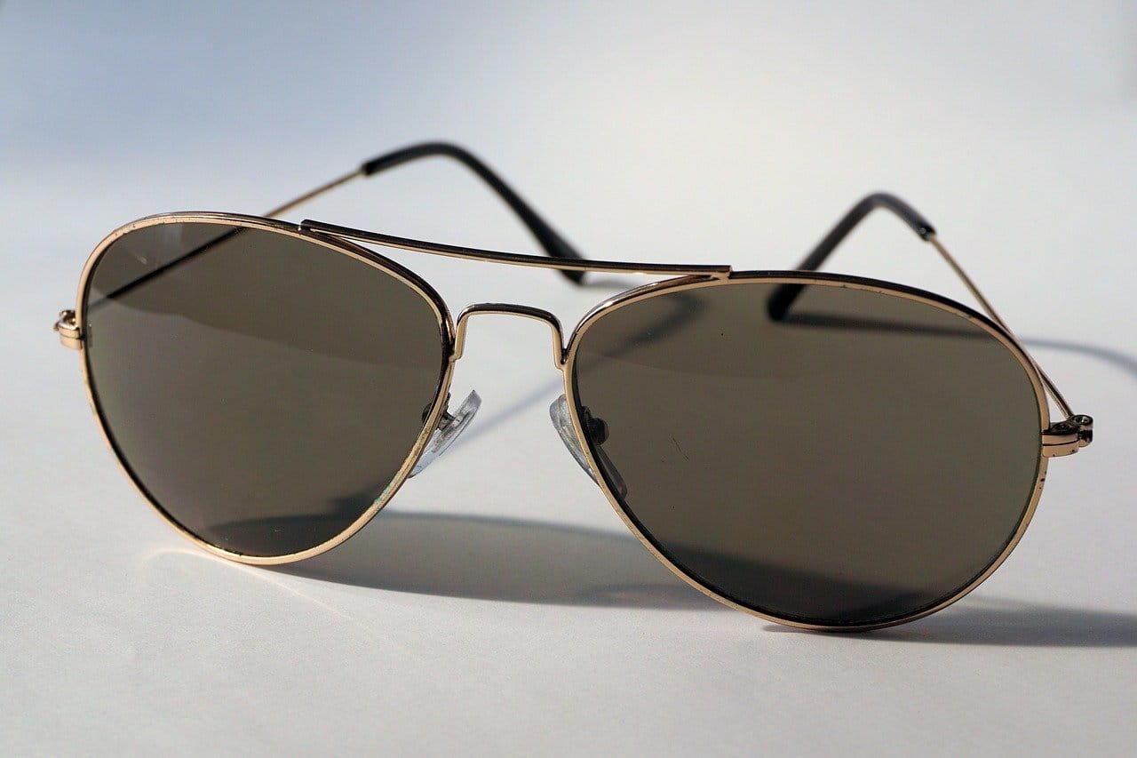 Perfect-fitting sunglasses