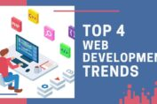 Top 4 Web Development Trends