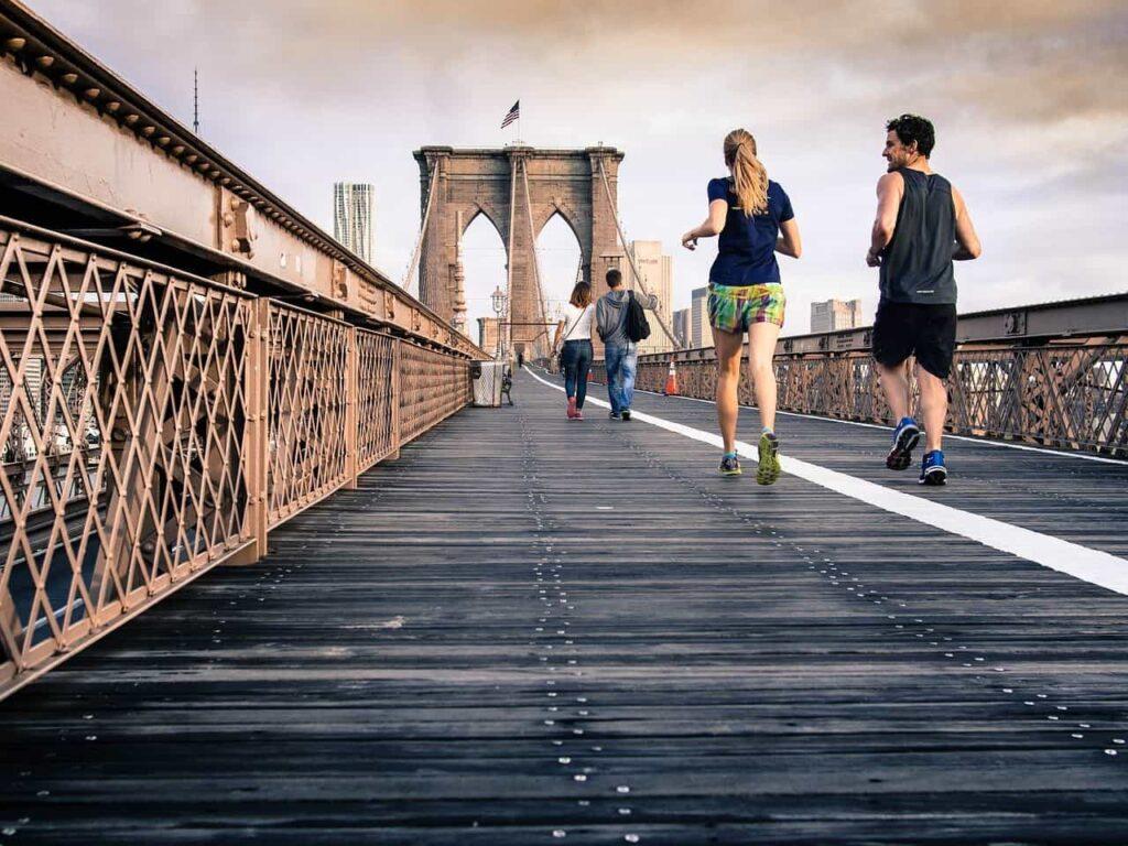 Creating New Ruts to improve health
